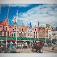 Bruges Belgium 全部の道を歩きたくなる 素敵な街
