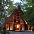 軽井沢高原教会 candle night