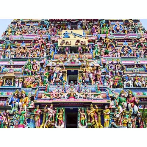 カーパーレーシュワラ寺院