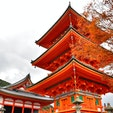 京都 ▶︎清水寺  📸2017.11.30
