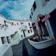 【三重県】 伊勢志摩半島にあるリゾート施設 「志摩地中海村」です。 スペインの雰囲気がリアルに再現されていて、まるで異国のような景観を楽しむことができます! カフェ、レストラン、クルージング、なんでもあります。宿泊も出来ます😌 オススメです^_^