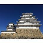 姫路城  今年の冬の寒い日の一枚❄️