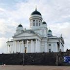 フィンランド*ヘルシンキ大聖堂