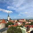 エストニアのタリン行ってきました〜🇪🇪 どこの写真を撮っても絵になる街でした。