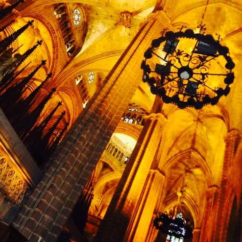 サンタ・エウラリア大聖堂(カテドラル)