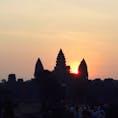 カンボジア*シェムリアップ*アンコールワット