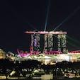 シンガポール美術館から見たサンズ✨