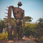 日本三鷹の森ジブリ美術館📸2016