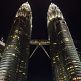Kuala Lumpur, Malaysia  ペトロナスツインタワー