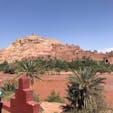 アイト・ベン・ハドゥ in モロッコ。 歴史ある世界遺産。 モロッコに訪れるなら、行ってみる価値あり!! そして、モロッコはやはり、女子にはぴったりな国だった。可愛い雑貨類が多く、女子ごころをくすぐるお土産がたくさん!!
