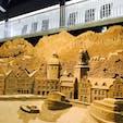 鳥取県  鳥取砂丘 砂の美術館 「砂で世界旅行・北欧編」 〜美しい大自然と幻想的な物語の世界へ〜   2018/0923