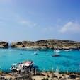 Malta. Blue Lagun.