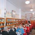 ポートランド、パールディストリクト ブルーベリーパンケーキの美味しいお店🥞🍓 「By Ways Cafe」