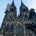 ドイツ ケルン大聖堂  塔の最上階まで全て階段なので大変疲れますけど、絶対登った方が良いです!  #ドイツ#ケルン