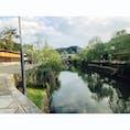 岡山 美観地区 念願の美観地区、良きでした。