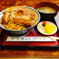 【治作庵】カツ丼(★★)/東京都昭島市