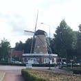 オランダと言えば風車ですねー