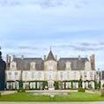フランスのポワティエにて キュルゼー城に宿泊