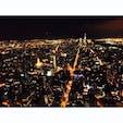 🇺🇸NYC Empire State Building キングコングのあの場所。 すごいすごーい並ぶけど、夜のNYを見渡せるのでせっかくなら夜が◎。