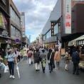 三重県 伊勢神宮 おかげ横丁 平日でも人はいっぱい。