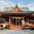 2018.11.11 福岡県大川市 風浪宮(おふろうさん)
