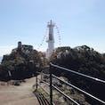 竜宮伝説発祥の地です。 薩摩半島最南端の岬、鹿児島県指宿市の長崎鼻に行ってきました。