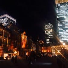 東京駅@東京都