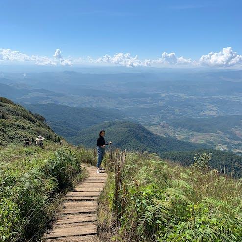 ドイ・インタノン山