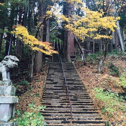 戸隠神社(宝光社)