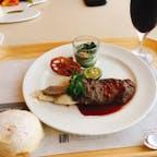 #大塚国際美術館#レストランガーデン#最後の晩餐