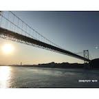 関門橋 : すばらしい景色でした‼️