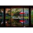秋の京都:旧竹林院