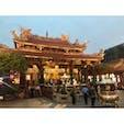 2018年3月5日 #台湾 #龍山寺 街のあちこちにお寺が ☺︎