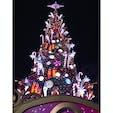 USJクリスマスツリー 2018