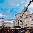 2018.12.16ザルツブルク(オーストラリア) クリスマスマーケットに行ってきましたミュンヘンからバイエルンチケット最大5人で、1人10.5€(往復)で来られます。人数が増えるほど割引き率の上がる切符です。