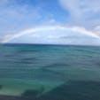 先週の沖縄の旅は天気に恵まれず☔️どしゃ降りの日も。でもたまに顔を出す太陽🌞と虹🌈が何回も見れて雨だけどとてもステキな沖縄の旅でした🏝