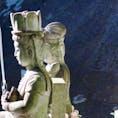 尾道の千光寺の石仏