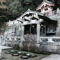 2018.11 早朝の清水寺。 大人気の音羽の滝、ゆっくり写真が撮れます。