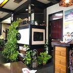 ザ昭和な七尾の洋食屋トップ。 牡蠣グラタンと シーフードドリア