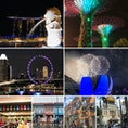 年越しシンガポールは最高なのでおすすめ!街はどこも芸術的で、小さい国なので、周りやすい!治安もいい!綺麗!いい国でした!