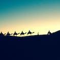 最近ほとんど行く機会がなくなったのが残念なのがモロッコ。 メルズーカ砂漠にて