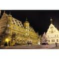 ドイツ🇩🇪 ローテンブルク   一年中クリスマスのグッツを売っているお店で有名な ケーテ・ウォルファルトというお店の本店もあり クリスマス後も街はクリスマスムード。  #kaethe_wohlfahrt  300坪を超える店内は クリスマスグッツでいっぱい◎  市庁舎の展望台に登ると 街が一望できるのでオススメです。