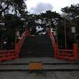 大阪/住吉大社 この橋を渡るだけで厄祓いになるらしい。