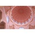 マレーシア🇲🇾 プトラジャヤにあるピンクモスク。正式名称はプトラジャヤモスク