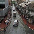 タイ🇹🇭 洪水😳
