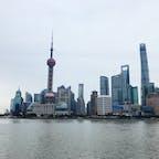 上海旅行 日本で知り合った中国人に会いに行きました! 大都会でビックリ #上海タワー