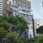 今回初めてのシンガポールは3食プラス3時のおやつ付きのホテルにしました。夜はアルコール2時間飲み放題です。