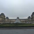 ルーブル美術館 パリ フランス🇫🇷