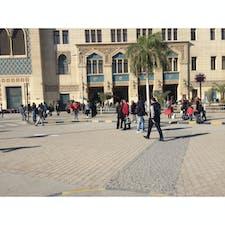 エジプト、カイロ駅