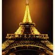 やっぱり夜の エッフェル塔は最高
